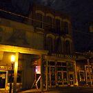 Goosebumps in Virginia City, Nevada by Elaine Bawden
