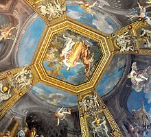 Sistine Chapel ceiling -1 by katyork17