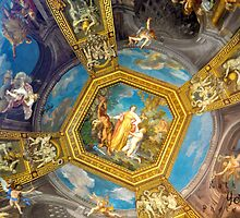 Sistine Chapel ceiling -2 by katyork17