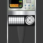 Classic Star Trek Tricorder by Iain Maynard