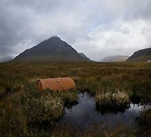 The Scottish Highlands No.8 - Abandoned by Chris Cardwell
