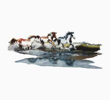 Painted Ocean by bhymer