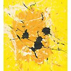Yellow Cat by BenoitSchmider
