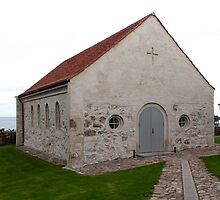 Christiansø Kirke by Mark Prior