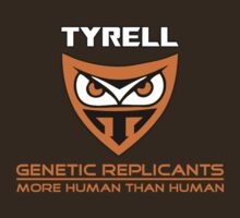 Tyrell Corporation T-Shirt by theycutthepower