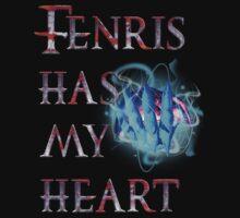 Fenris - Heart by Mouan