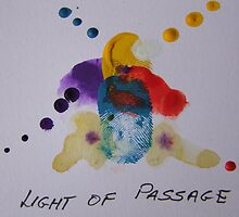 Light of passage by leunig