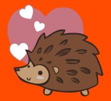 Hedgehog's Love Kids Clothes