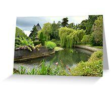 National Botanic Gardens Greeting Card