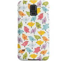 Cute birds. Samsung Galaxy Case/Skin