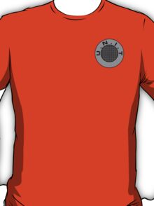 UNIT Retro Regular Small Logo T-Shirt