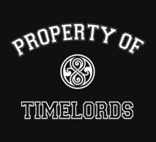Property Of Timelords (Doctor Who) by ixrid