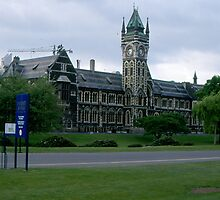 Otago University,  N Z by BearheartFoto
