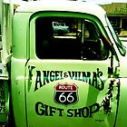 Green Truck by meganparker