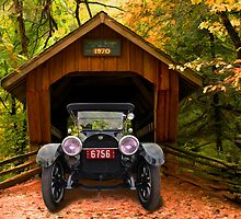 1914 REO emerging by WildBillPho