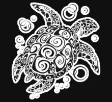 Turtle tribal by LUUUL