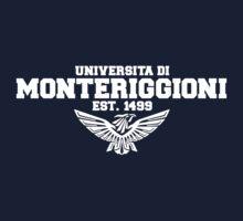 Universita di Monteriggioni (White) by coates888