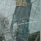 Eureka meets Federation Square by GRoyer