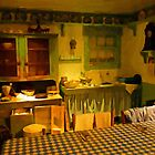 Old Country Kitchen by artstoreroom