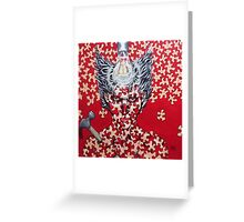 I know the pieces fit Greeting Card