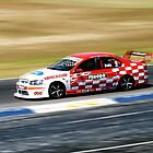 V8 Racing, Barbegello Raceway, WA by Julia Harwood