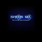 Fayrerye  Bar by Adara Rosalie