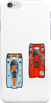 Le Mans 917 by geekchic  tees