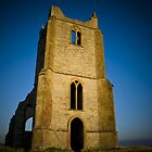 Burrow Mump, Somerset by NickDuB