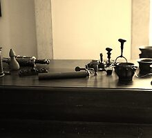 18th Century Dispensary by MiaPersson