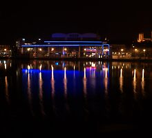 Lincoln Brayford and Cathedral by Scott Read