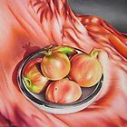 Still life in coral tones by lanadi