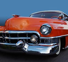 54 Cadillac de Ville by WildBillPho