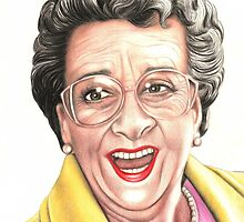 Strong women characters of Coronation Street : Betty by Margaret Sanderson