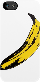 BANANA IPHONE CASE by Auuuurelien