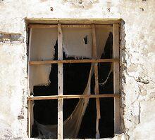 Window  of Memories Crete  by mikequigley