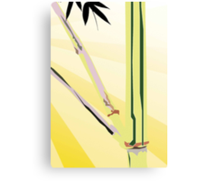 Wacom Bamboo Dedication Canvas Print