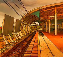 Platform 2...... by Gordon Pressley