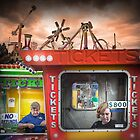 The carnival by Adrian Donoghue