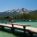 Redfish Lake, Idaho by Matt Emrich