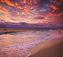 Sunset Sky by Jill Fisher