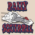 Rally Squirrel Safe by mobii