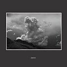 Clouds Above Tibetan Plateau 2009 Series 61 by jiashu xu