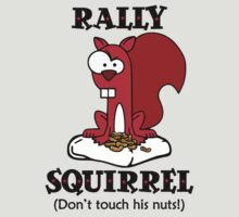 Rally Squirrel Nuts by mobii