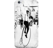 Old Bike Iphone Case iPhone Case/Skin