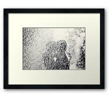 Falling Magic Framed Print