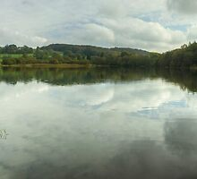 Esthwaite Water, The Lake District by VoluntaryRanger