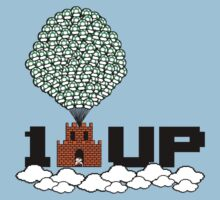 1UP (8bit) by Baardei