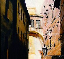 Volterra 1 by Richard Sunderland