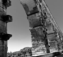 Pont du Gard by Revenant