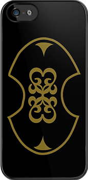 iPhone Celtic deco by patjila